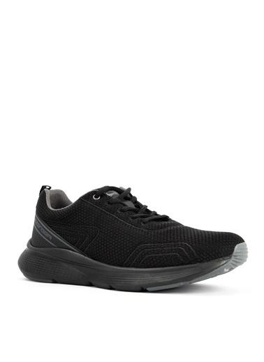 Slazenger Slazenger A-JAX Sneaker Erkek Ayakkabı  Siyah